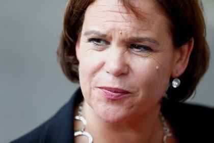 Irish nationalist Sinn Fein steps up calls for post-Brexit united Ireland