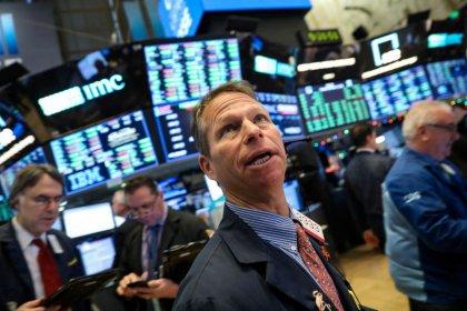 وول ستريت تفتح على ارتفاع كبير بفعل التفاؤل بشأن التجارة