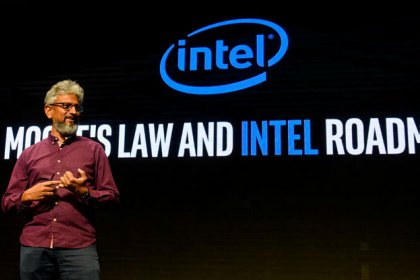Intel plans 'stacked' circuits in bid to regain its chipmaking lead