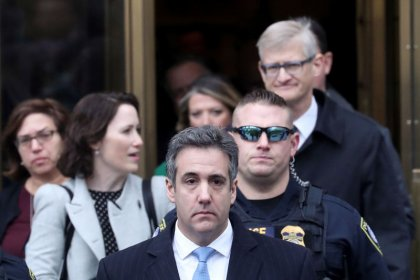 Trump ex-lawyer Cohen given 3 years in prison, blames 'blind loyalty'