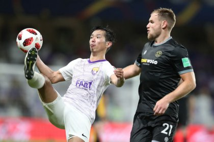 Al Ain hit back from three behind, win on penalties