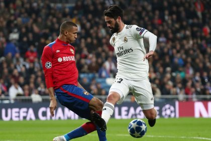 CSKA inflict heaviest ever home European defeat on Real Madrid