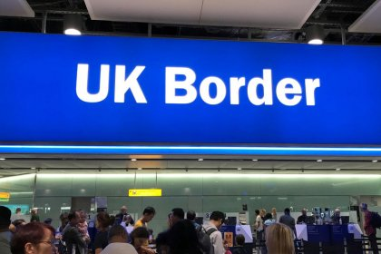 UK's post-Brexit immigration policy paper will be published next week