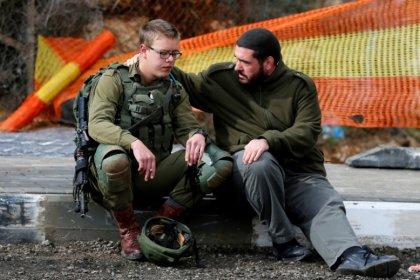 Palestinian kills two Israeli soldiers after Israel kills two in West Bank raids