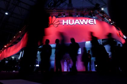 Huawei $2 billion security pledge followed walkout by British official - sources