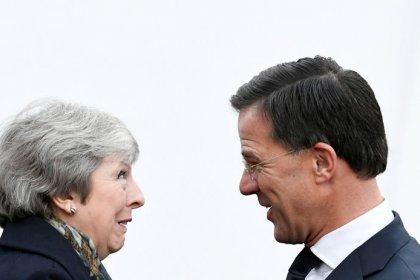 Dutch fudge or Walloon macaroon? EU weighs gift for May