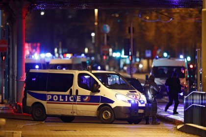 Main suspect in Strasbourg attack killed in gunbattle with police - officials