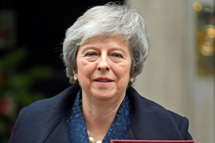 'Trust me', May tells EU leaders she can get Brexit deal passed
