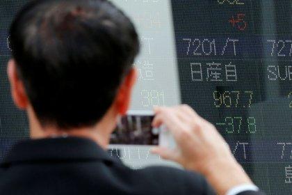 Nikkei закрыл сессию снижением на фоне разочаровывающих данных из КНР