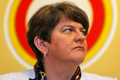 Northern Irish DUP tells May - stand up to EU on Brexit