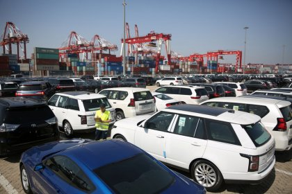 China to halt added tariffs on U.S.-made cars in easing of trade tensions