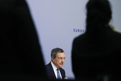 ECB's Draghi warns EU leaders that growth is slowing