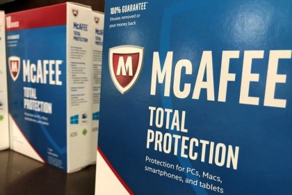 Intel, TPG in early talks to sell McAfee to Thoma Bravo: source