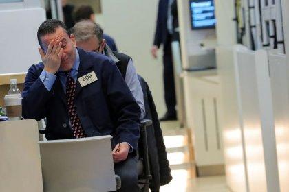 L'inquiétude sur la croissance a plombé Wall Street