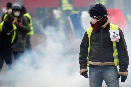 """Le mouvement des """"Gilets jaunes"""" marque le pas"""