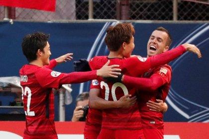 El Kashima vence al Chivas y se enfrentará al Madrid en semifinales del Mundialito