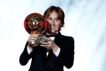 Modric critica el desaire de Ronaldo y Messi en la gala del Balón de Oro