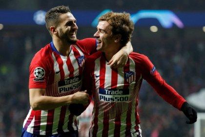 El Atleti alcanza al Barça tras una sufrida victoria en Valladolid