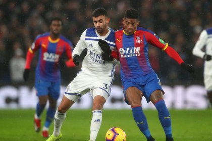 Crystal Palace get crucial 1-0 win over Leicester City