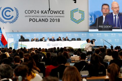 Governments agree rules for implementing 2015 Paris climate agreement
