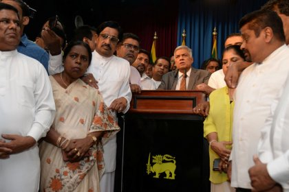 Wickremesinghe regresa como primer ministro de Sri Lanka