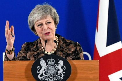 New Brexit vote would 'break faith' with British people - May