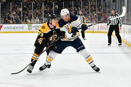 NHL roundup: Sabres get best of Bruins again