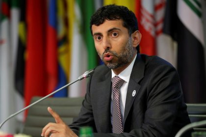 وزير الطاقة الإماراتي يقول سوق النفط تشهد تصحيحا