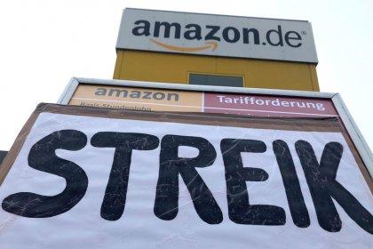Verdi funkt Amazon im Weihnachtsgeschäft mit Streik dazwischen