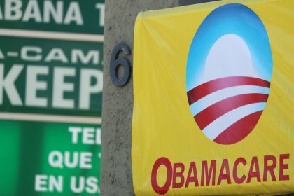 Healthcare stocks fall as judge rules Obamacare unconstitutional