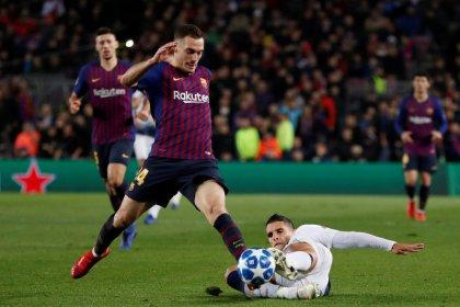 La baja de Vermaelen durante un mes, un nuevo revés para el Barcelona
