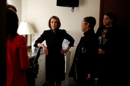 Democrats jostle over investigations into Trump's finances, Russia ties