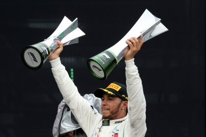 Yearender: Hamilton and Mercedes shift from fourth to fifth