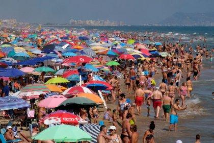 El turismo supone casi un 12 por ciento del PIB español