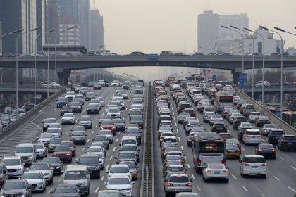 Talfahrt auf Chinas Automarkt hält an