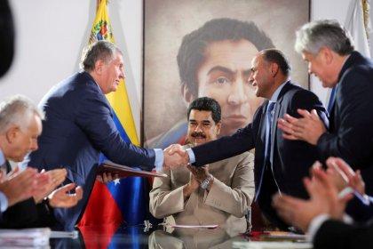 Роснефть отвергла заявления Госдепа о поддержке режима Мадуро в Венесуэле