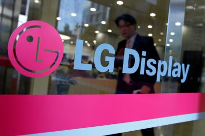 LG Display to replace its chief executive amid mounting losses