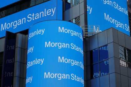 Morgan Stanley retains billing as top adviser in activist fights: Refinitiv data