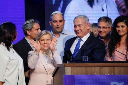 Netanyahu's main election rival, Gantz, says it appears prime minister lost