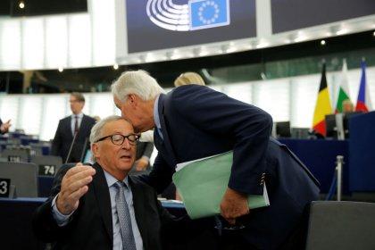 EU warns Britain heading for a no-deal Brexit