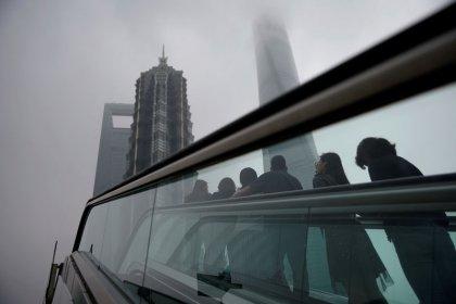 Акции Китая выросли на фоне ожиданий снижения процентной ставки ФРС