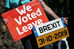'Smokescreen' or solutions? Britain lays out Brexit ideas