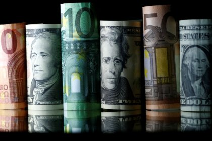 Dollar gives up post-Fed gains, sterling hits two-month high