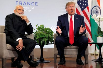After 'Howdy Modi,' Trump and India's PM could sign trade deal