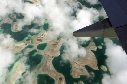 China sees Kiribati ties soon, no word on space tracking station