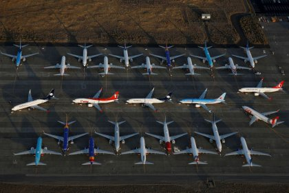 American Airlines pilots demand compensation over Boeing 737 MAX grounding