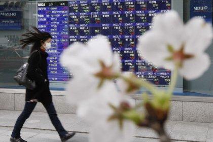 Asian stocks slide as U.S. tariffs on EU fan growth worries