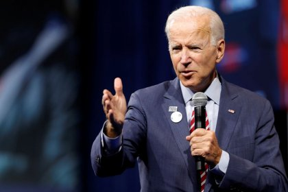 Biden lags Sanders, Buttigieg with $15.2 million in quarterly fundraising