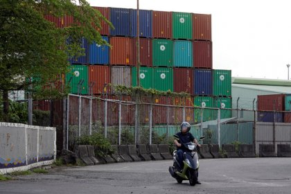 Taiwan September exports seen rising for second month, inflation quickens: Reuters poll