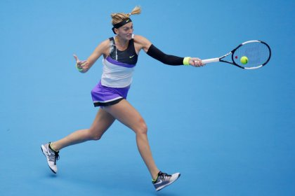 Kvitova qualifies for WTA Finals in Shenzhen
